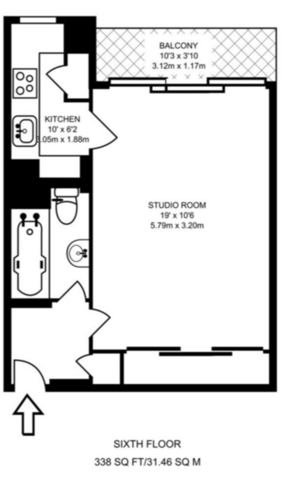Sweet Apartments Floor Plans